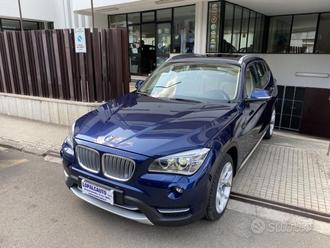 BMW X1 Xdrive18d X Line; Navi; Tetto Apribile; Led
