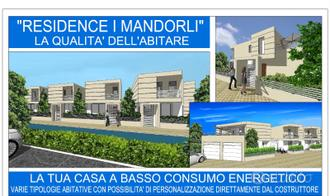 "Nuove ville a Vallefoglia ""Residence I Mandorli"""