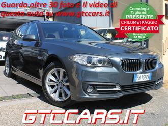 BMW 520 Touring Aut NaviPro Telecamere360°