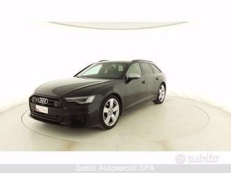 Audi A6 S6 Avant 3.0 TDI quattro tiptronic