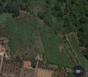 Terreno agricolo 2,3 ettari Velletri