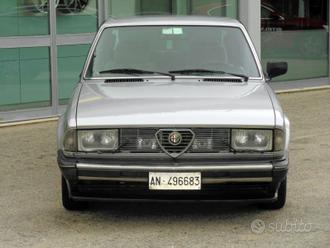 ALFA ROMEO Alfa 6 - 1984