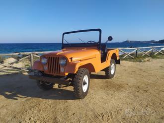 JEEP Willys CJ5 Universal - 1971