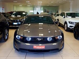 FORD MUSTANG GT 5.0 SUPERCHARGED manuale