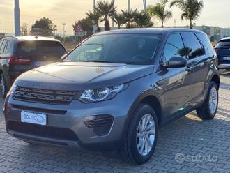 Land Rover Discovery Sport 2.0 TD4 SE 4WD