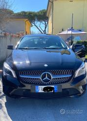 MERCEDES Classe CLA COUPE' TETTO LED ANDROID- 2014