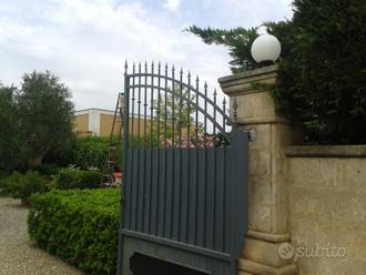 Villa rifinita in c.da gaudella castellaneta