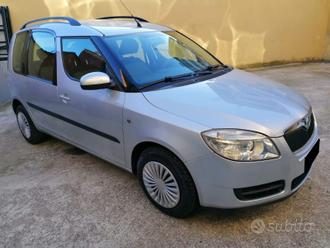SKODA Roomster 1.4 Style Benz/GPL - 2010