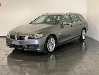 Bmw Serie 5 (F10/F11) 520D Touring Business 2015