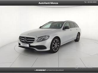 Mercedes-Benz Classe E (W/S213) E 220 d S.W. ...