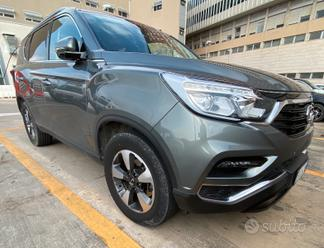 Ssangyong Rexton 4WD Dream , manuale