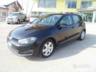 VOLKSWAGEN Golf 7 2.0 TDI 150cv HIGHLINE - 2016