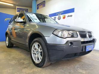 BMW X3 2.5i Unicoproprietario