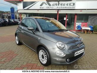 FIAT 500 1.2 EasyPower Lounge !GPL ORIGINALE!