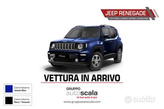 JEEP Renegade 1.0 T3 120cv Limited II Led Pack