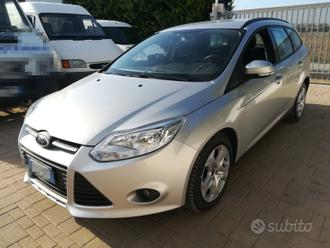 Ford Focus 1.5 tdci sw full optional 2014