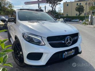 Mercedes GLE AMG 350 coupe permute 3336121884