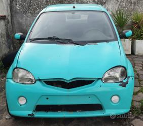 Microcar barooder chatenet 50