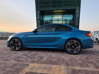 BMW M2 Coupe DKG AUTOMATICO 8 SPEED