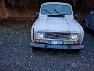 Renault 4 - 1988