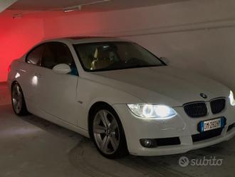 BMW 320d Coupe M-sport 2.0 177cv