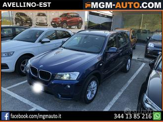 BMW X3 Xdrive 20d Business Full Opt. TETTO