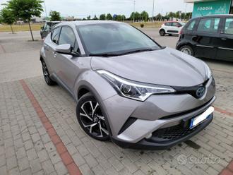 Toyota ch-r 1.8 hybrid gpl
