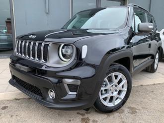 Jeep renegade limited 1.6 mjet 130cv km0 2021