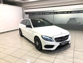 MERCEDES-BENZ C 43 AMG S.W. AMG 4Matic TETTO TAG