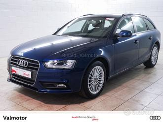 Audi A4 avant 2.0 tdi business 150cv e6