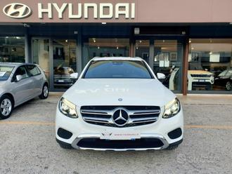 MERCEDES-BENZ GLC 250 d 4Matic RedAuto