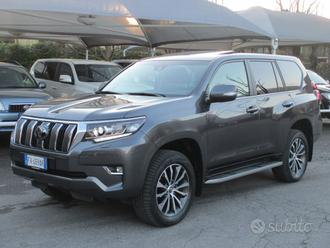 TOYOTA Land Cruiser 2.8 D4-D A/T 5 porte Style T
