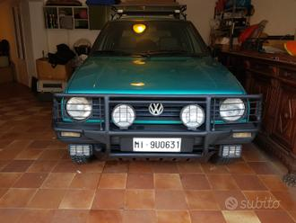 Vw Golf country 4x4