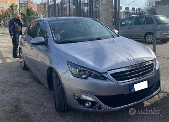 PEUGEOT 308 1.6 Hdi FULL OPTIONAL CERTIFICATA