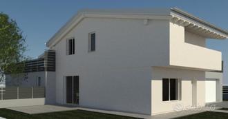 Villa bifamiliare di 5 locali a Zevio