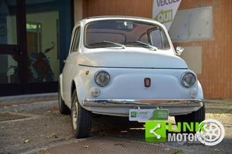 FIAT 500L EPOCA anno 1971 RESTAURO MOTORE COMPLETO