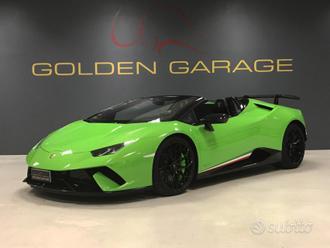 Lamborghini Huracan Huracán 5.2 V10 Performante Sp