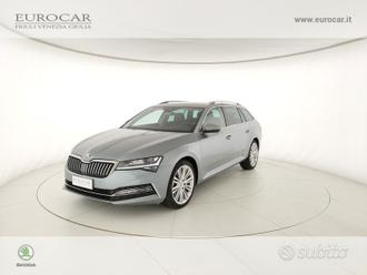 Skoda Superb Wagon 2.0 tdi scr Laurin&Klement 190c