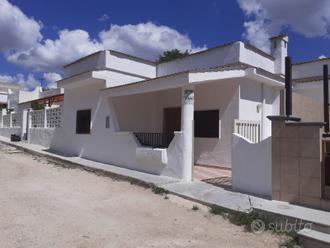 Vendita villa c.da Acquadolce Maruggio