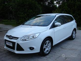 FORD Focus 1.6 TDCi 115 CV SW COME NUOVA