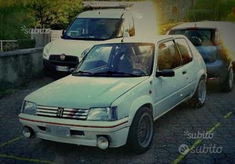 Peugeot 205 rallye 1.3 carburatori 1990- Permute -