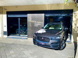 JAGUAR F-Pace 2.0 D 180 CV AWD aut. Portfolio It