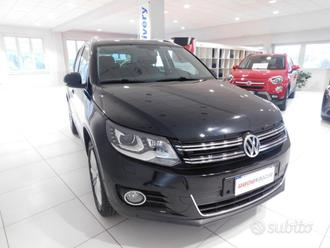 VOLKSWAGEN Tiguan 2.0 TDI 140 CV 4MOTION Sport&S