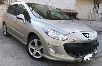 """Peugeot 308 sw,1.6 HDI FELINE Ciel FULL """"PERFETTA"""""""