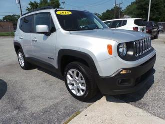 JEEP Renegade LIMITED  1.6 M.Jet - 120CV