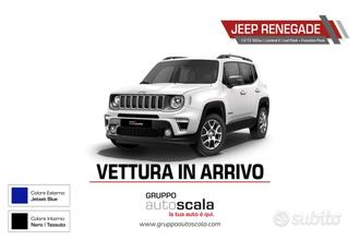 JEEP Renegade 1.0 T3 120cv Limited II Led Pack +