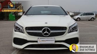 MERCEDES-BENZ CLA 200 d S.W. Automatic Shooting