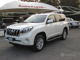 TOYOTA Land Cruiser 3.0 D4-D A/T 5 porte Style I