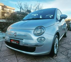Fiat 500 1.2 benz lounge *tetto panoramico *s&s