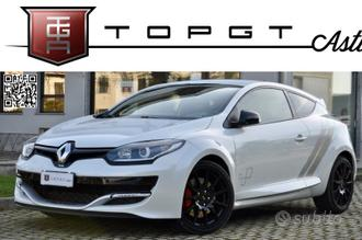 RENAULT Mégane RS 2.0 TURBO 275cv TROPHY AKRAPOVIC